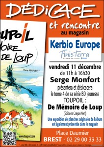 KERBIO EUROPE TOUPOIL 10x14 cm