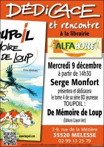 TOUPOIL ALFABULLE