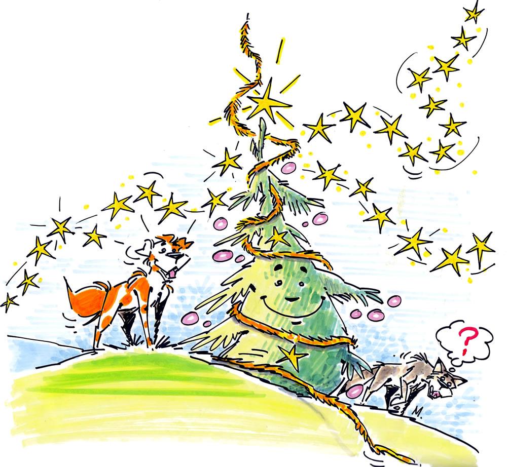 Toupoil vous souhaite un joyeux Noël
